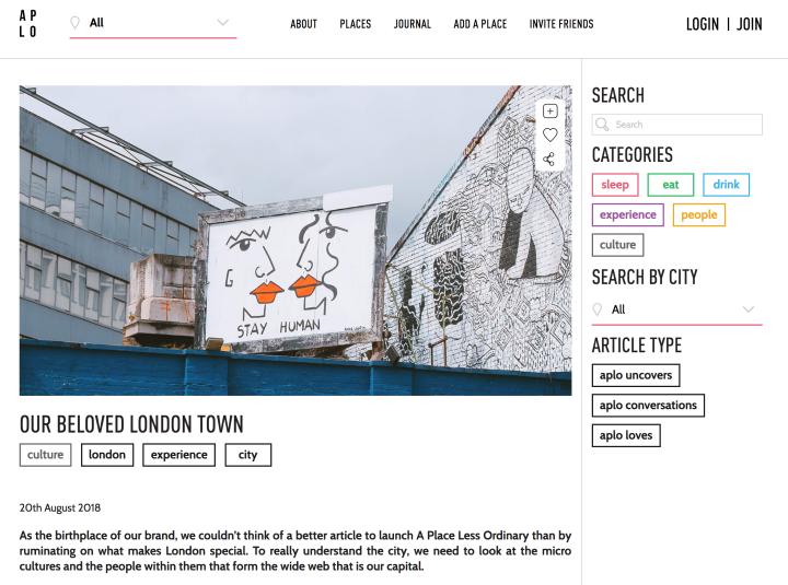 d641e1d33e40 APLO: A Love Letter to London – Annabel Herrick
